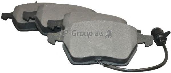 Тормозные колодки JP GROUP 1163605110