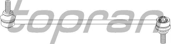 Тяга / стойка стабилизатора TOPRAN 407 957