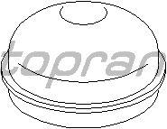 Предохранительная крышка, ступица колеса TOPRAN 207 569