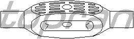 Шток вилки переключения передач TOPRAN 206 938