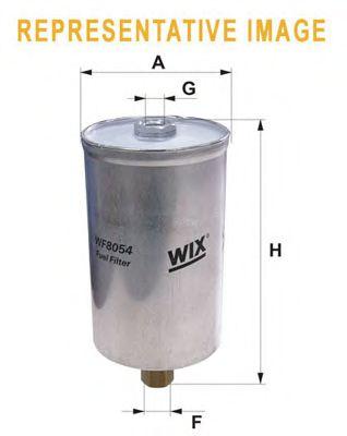 Топливный фильтр WIX FILTERS WF8160