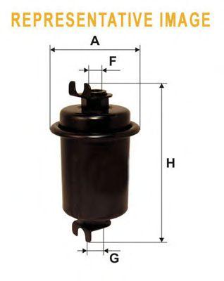 Топливный фильтр WIX FILTERS WF8114