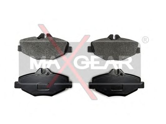 Тормозные колодки MAXGEAR 19-0572