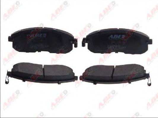 Тормозные колодки ABE C11096ABE