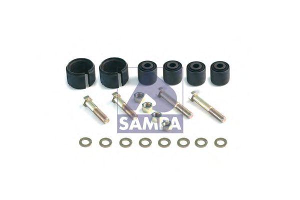 Комплект втулок стабилизатора SAMPA 050.534