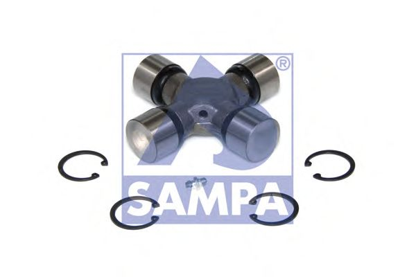 Карданный шарнир SAMPA 201.018