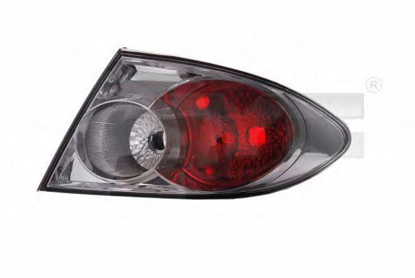 Задний фонарь TYC 11-0433-01-2
