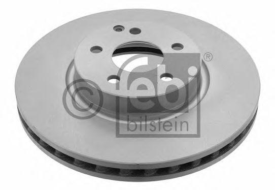 Тормозной диск FEBI BILSTEIN 30551