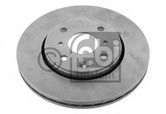 Тормозной диск FEBI BILSTEIN 30636