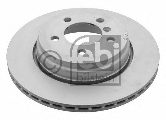 Тормозной диск FEBI BILSTEIN 31724