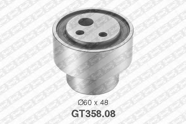 Натяжной ролик ремня ГРМ SNR GT358.08