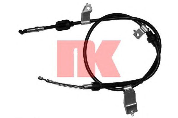 Трос ручника NK 902622