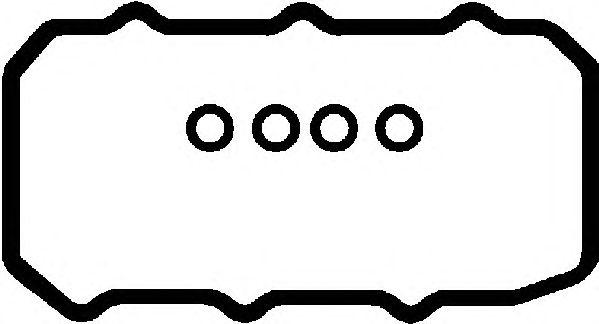 Комплект прокладок клапанной крышки AJUSA 56019200