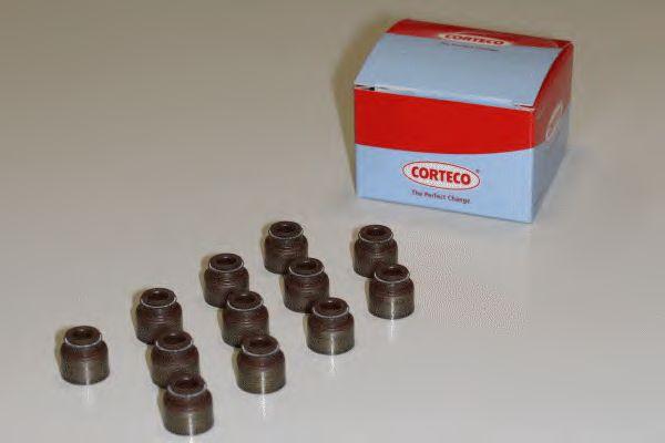 Комплект сальников клапанов CORTECO 19036031