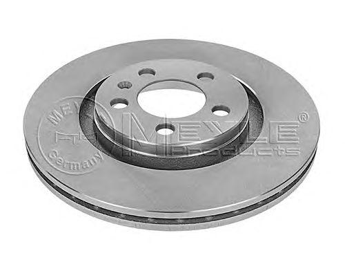 Тормозной диск MEYLE 115 521 1027