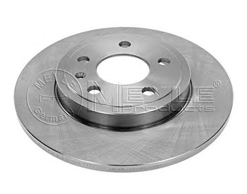 Тормозной диск MEYLE 115 523 1112