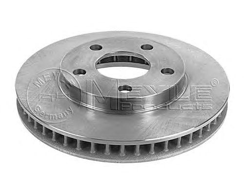 Тормозной диск MEYLE 615 521 6034
