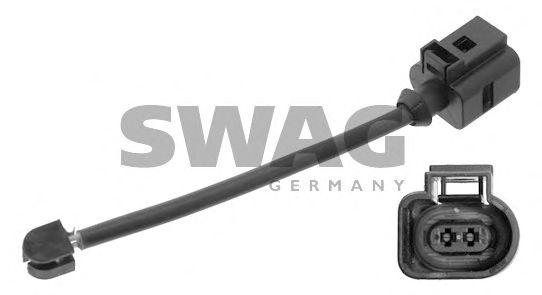 Датчик износа колодок SWAG 30 93 4498