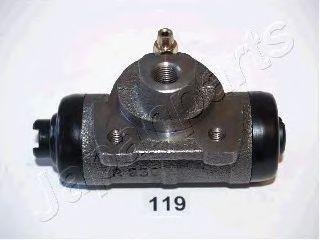 Колесный тормозной цилиндр JAPANPARTS CS-119