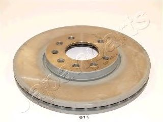 Тормозной диск JAPANPARTS DI-011