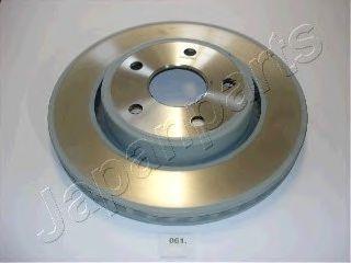 Тормозной диск JAPANPARTS DI-061