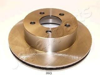 Тормозной диск JAPANPARTS DI-093