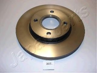 Тормозной диск JAPANPARTS DI-307