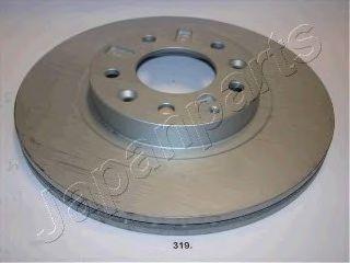 Тормозной диск JAPANPARTS DI-319
