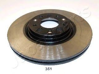 Тормозной диск JAPANPARTS DI-351