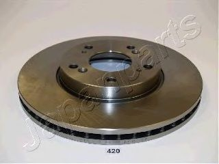 Тормозной диск JAPANPARTS DI-420
