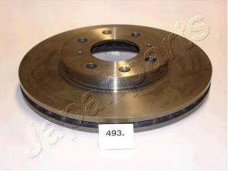 Тормозной диск JAPANPARTS DI-493