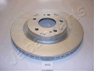 Тормозной диск JAPANPARTS DI-542