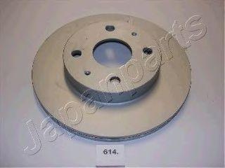 Тормозной диск JAPANPARTS DI-614