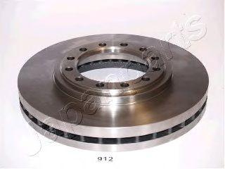 Тормозной диск JAPANPARTS DI-912