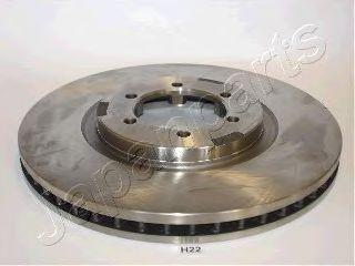 Тормозной диск JAPANPARTS DI-H22