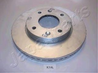 Тормозной диск JAPANPARTS DI-K14