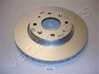 Тормозной диск JAPANPARTS DI-K17