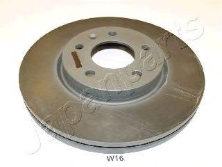 Тормозной диск JAPANPARTS DI-W16