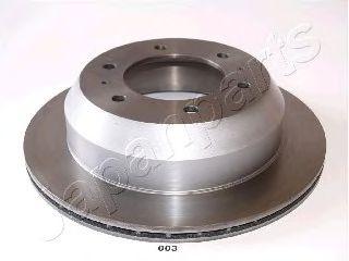 Тормозной диск JAPANPARTS DP-003