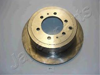Тормозной диск JAPANPARTS DP-219