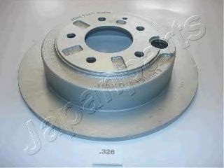 Тормозной диск JAPANPARTS DP-326