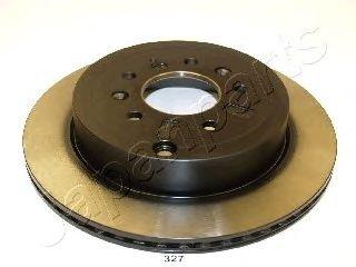 Тормозной диск JAPANPARTS DP-327