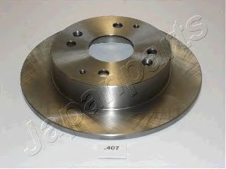 Тормозной диск JAPANPARTS DP-407