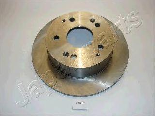 Тормозной диск JAPANPARTS DP-494