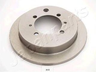 Тормозной диск JAPANPARTS DP-509