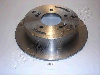 Тормозной диск JAPANPARTS DP-H03