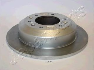 Тормозной диск JAPANPARTS DP-K11