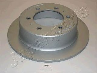 Тормозной диск JAPANPARTS DP-S99