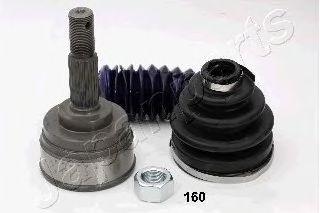 Комплект ШРУСов JAPANPARTS GI-160