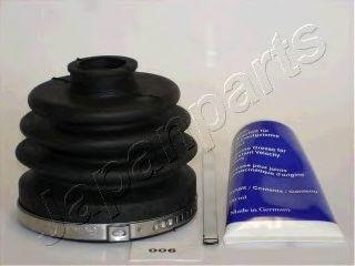 Комплект пыльника ШРУСа JAPANPARTS KB-006